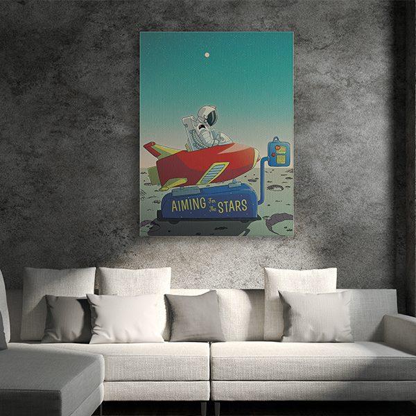 Space Rocket Mockup 6